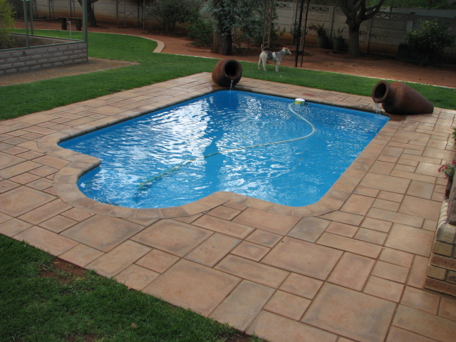 Water Nymph swimming pool