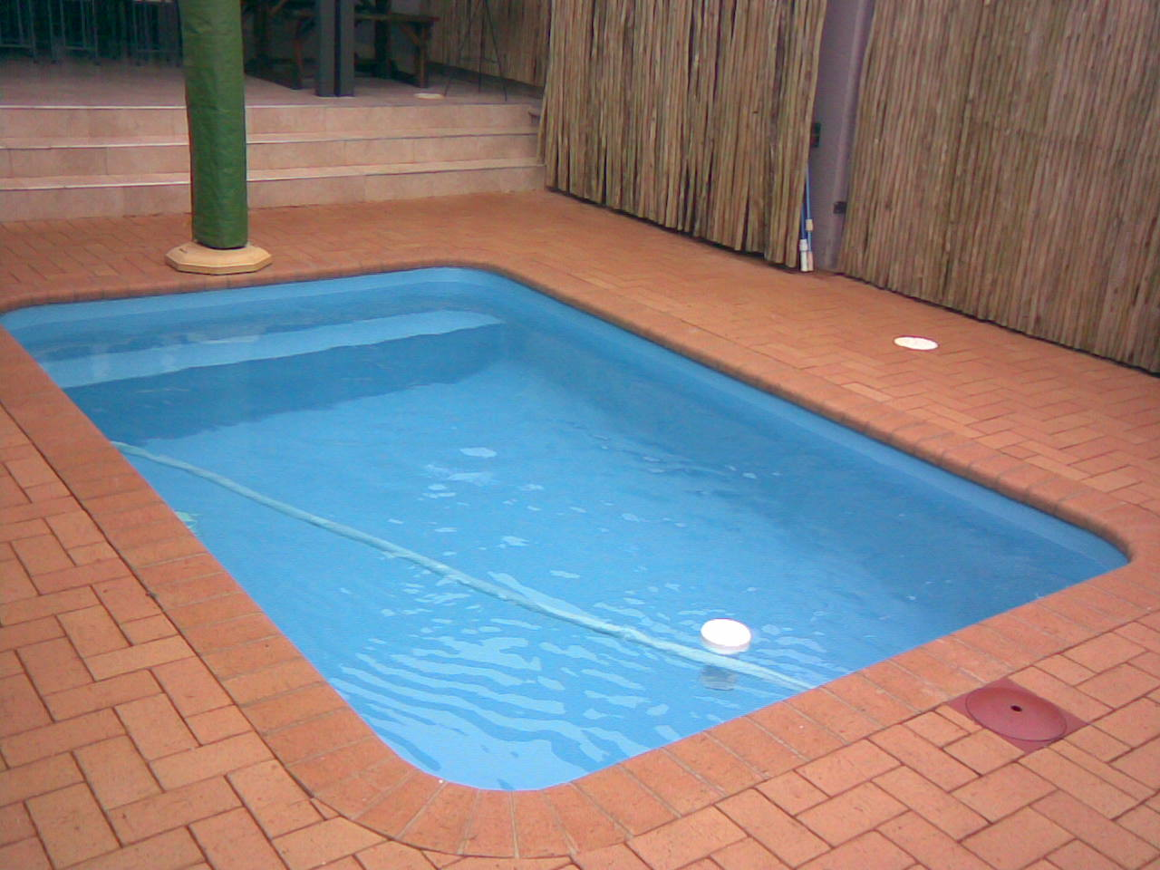 Water Walk swimming pool